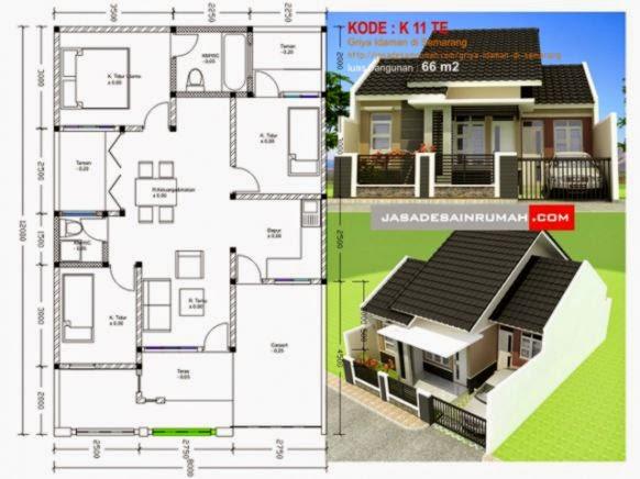 Griya Idaman di Semarang  Jasa Desain Rumah