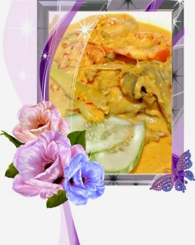 Tumis tumis Ramadan Chef Sabri Kambing kurma dan kacang buncis goreng kunyit