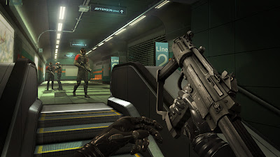 deus ex human revolution PC review