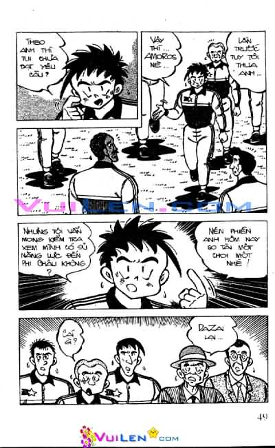 Jindodinho - Đường Dẫn Đến Khung Thành III  Tập 44 page 49 Congtruyen24h