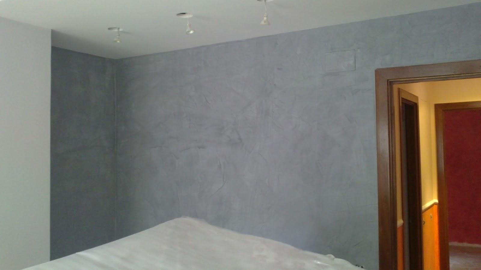 Mondecor s l m s ideas nuevas para nuestra vivienda - Pintura pared gris ...