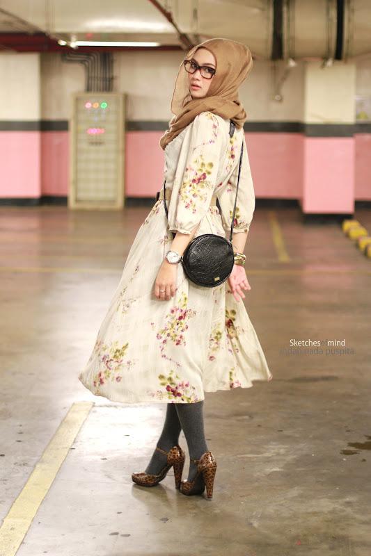 Indah Nada Puspita Sketches Of Mind Another Inspiring Hijabista Butik