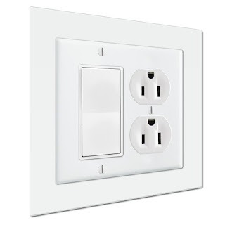 2 Gang Wall Plate Expanders