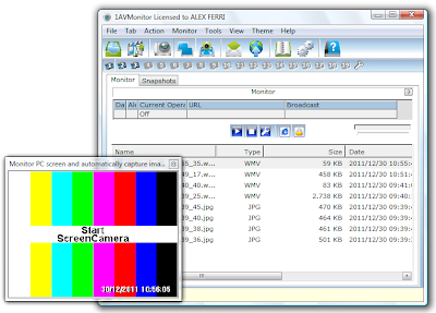 free giveaway, 1AVmonitor, surveillance software, track computer, audio video monitor,  march 2013,