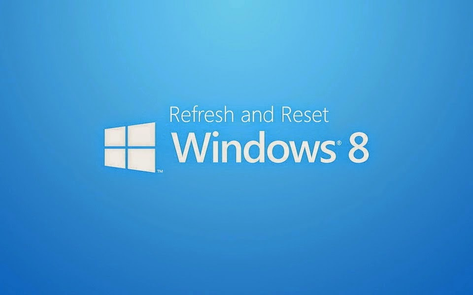 Reset Windows 8 / 8.1 Without DVD