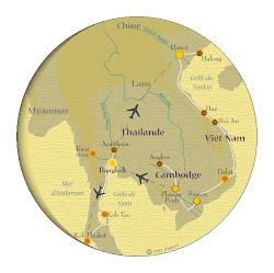 Road-trip Asie du sud-est