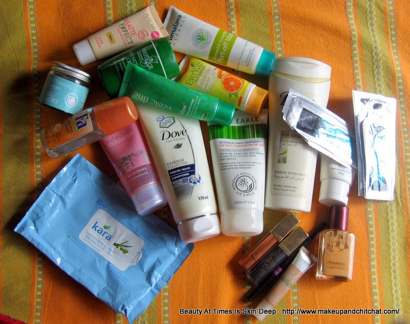 October Empties India