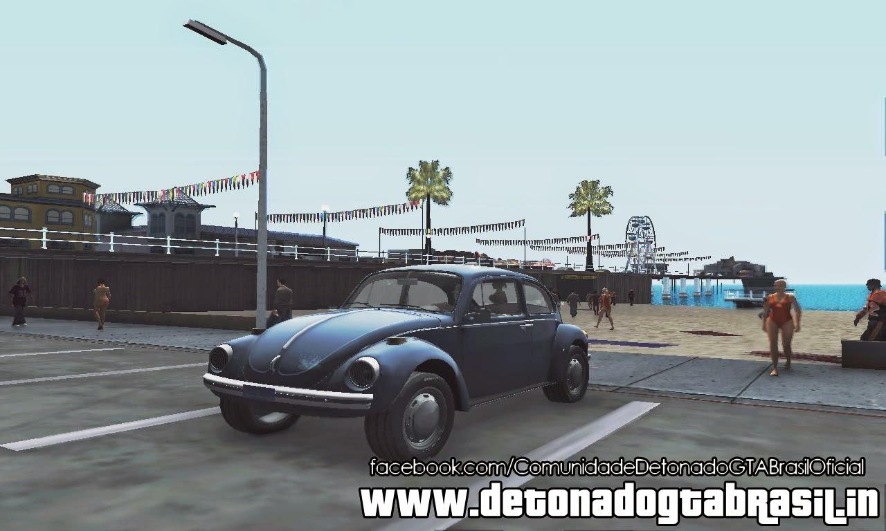 GTA SA  -VW Beetle 73 [Fusca]