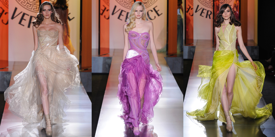 Versace Fall 2012 Ready-to-Wear Collection - Vogue