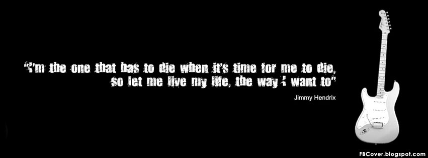 Let Me Live My Life Quotes