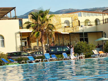 piscina Hotel Cyprotel Almyros, Corfu