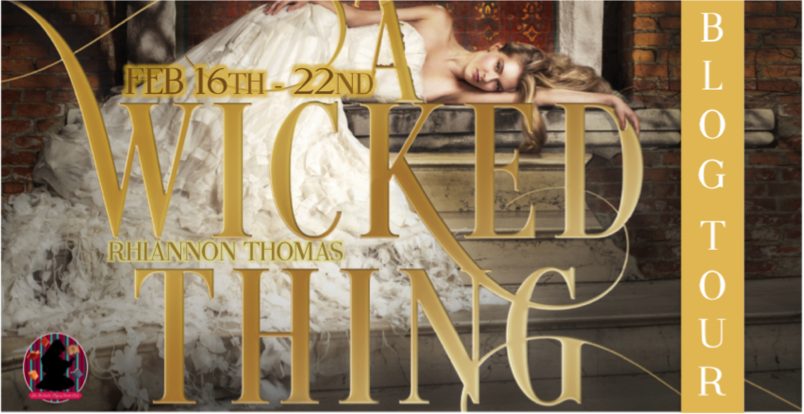 Interview with Rhiannon Thomas + Giveaway