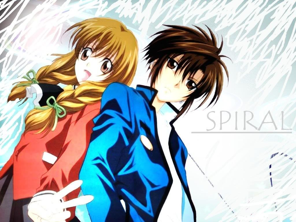moonlight summoner u0026 39 s anime sekai  spiral  the bonds of reasoning  u30b9 u30d1 u30a4 u30e9 u30eb u301c u63a8 u7406 u306e u7d46 u301c  spiral  suiri no