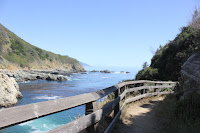 big sur walkway hidden hike tide pools