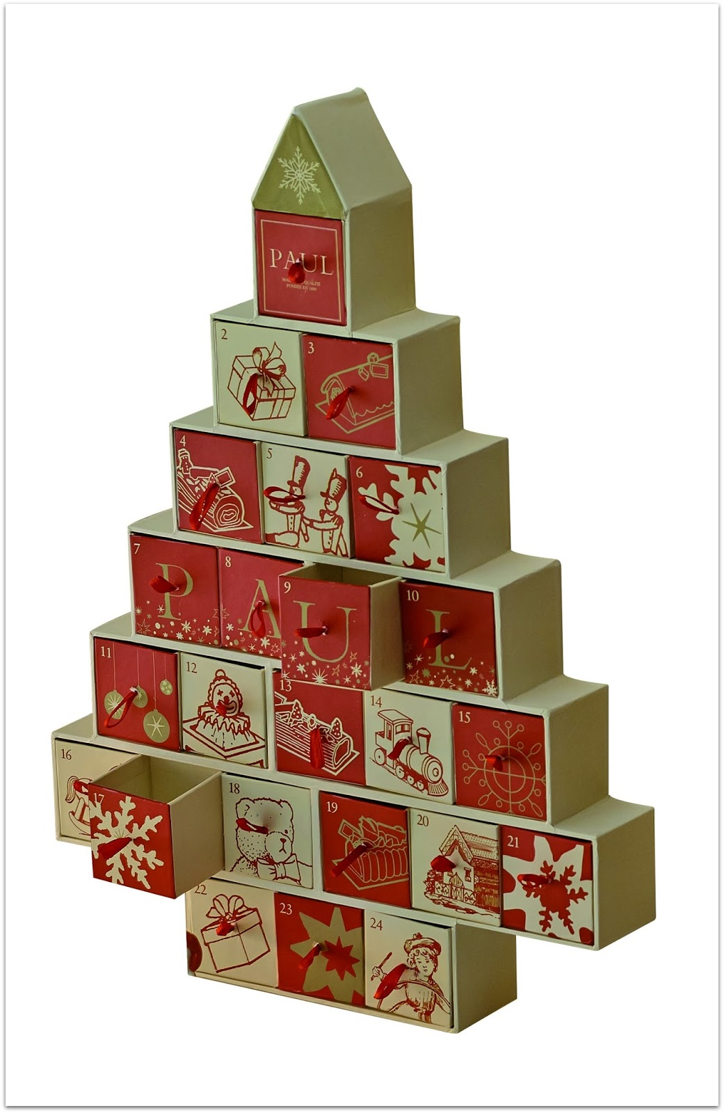 Christmas Calendar 2015 : Foodie force top christmas advent calendars
