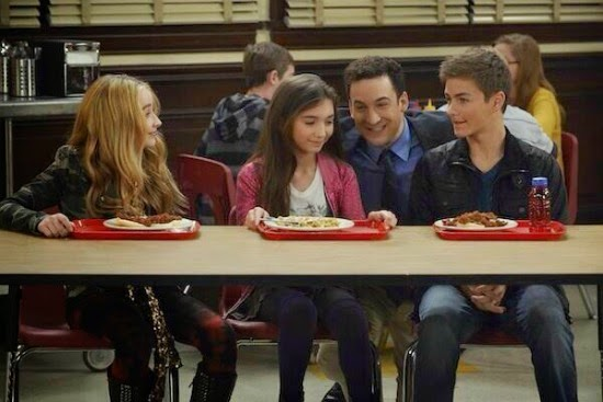 Girl Meets World cafeteria