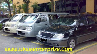 VAN & MPV FOR RENTAL WITH DRIVER @ DRIVER