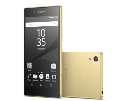 Harga dan Spesifikasi Sony Xperia Z5 Dual Dan Compact