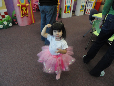 Wordless Wednesday, T minus 5 days and My Daughter is Three!!