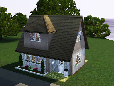 sims 3 maison poche pocket small house