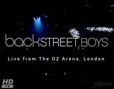 Backstreet Boys - Live From O2 Arena London - HTDV
