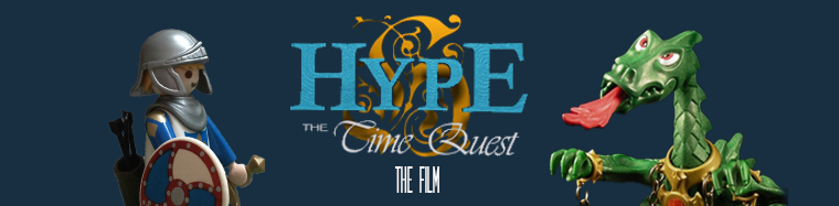 HYPE The Time Quest (The Film)