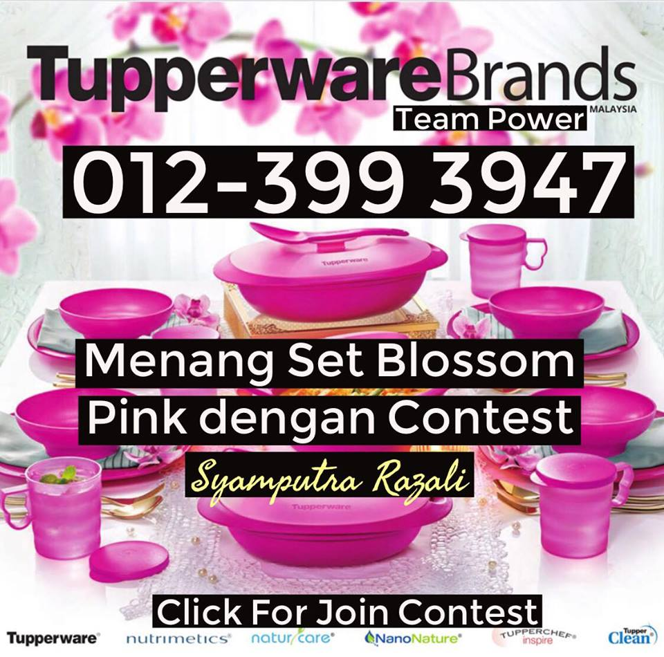 Contest Blossom Pink