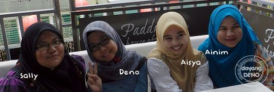 Bersantai Bersama Bloggers