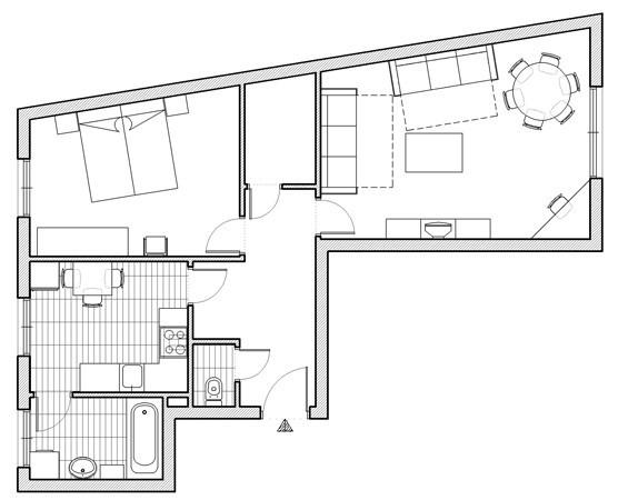 Epic Decent floor plan