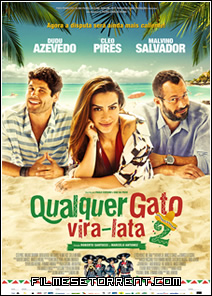 Qualquer Gato Vira-Lata 2 Torrent Nacional