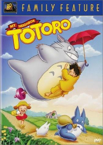 Watch full movie: My Neighbor Totoro (1988), online free