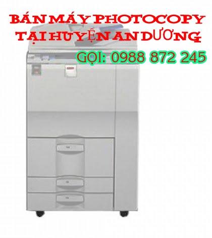 Bán máy photocopy tại An Dương