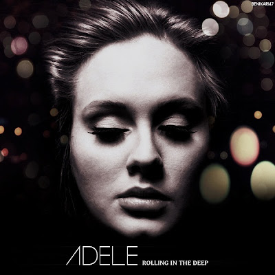 Photo Adele - Rolling In The Deep Lyrics Picture & Image