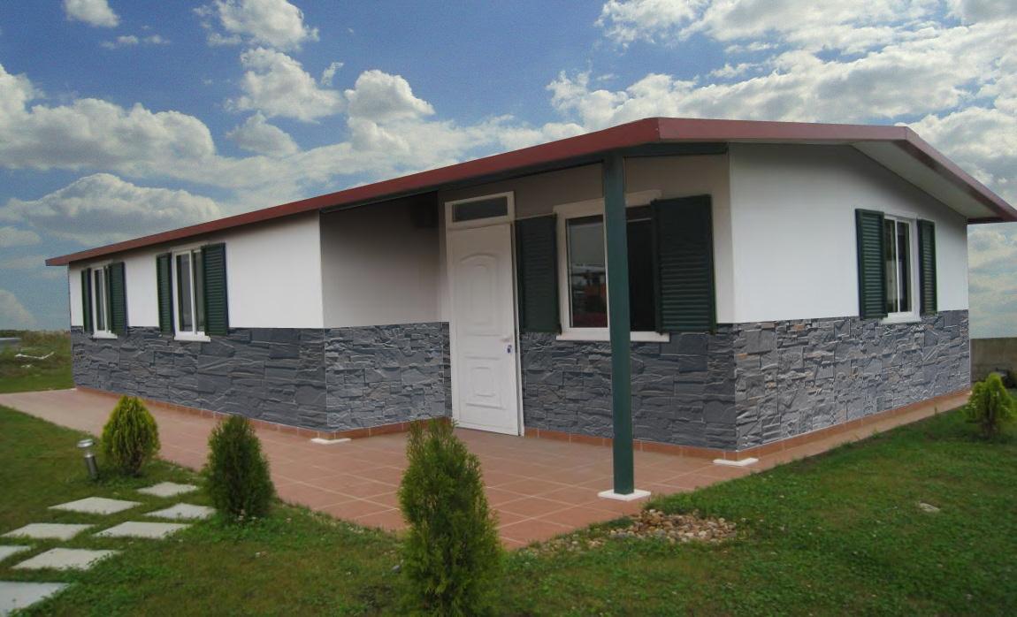 Casas prefabricadas casas prefabricadas vivienda campestre for Modelos de viviendas