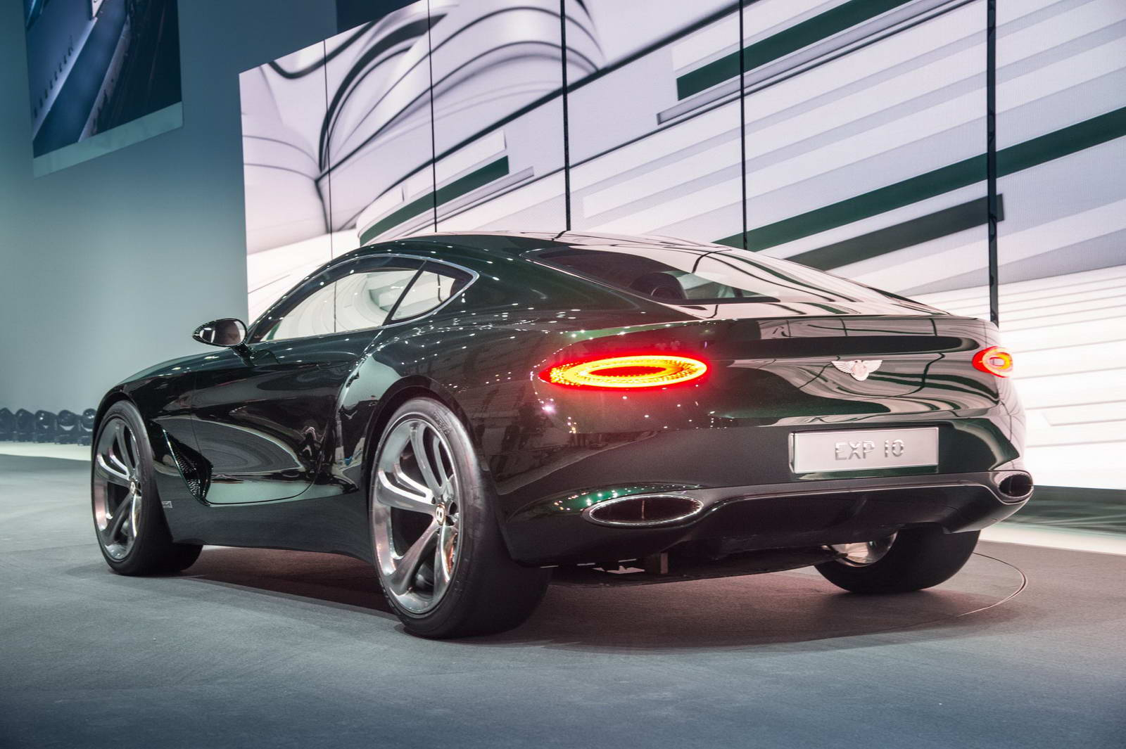 Bentley To Build A 500HP All Electric Sports Car Carscoops