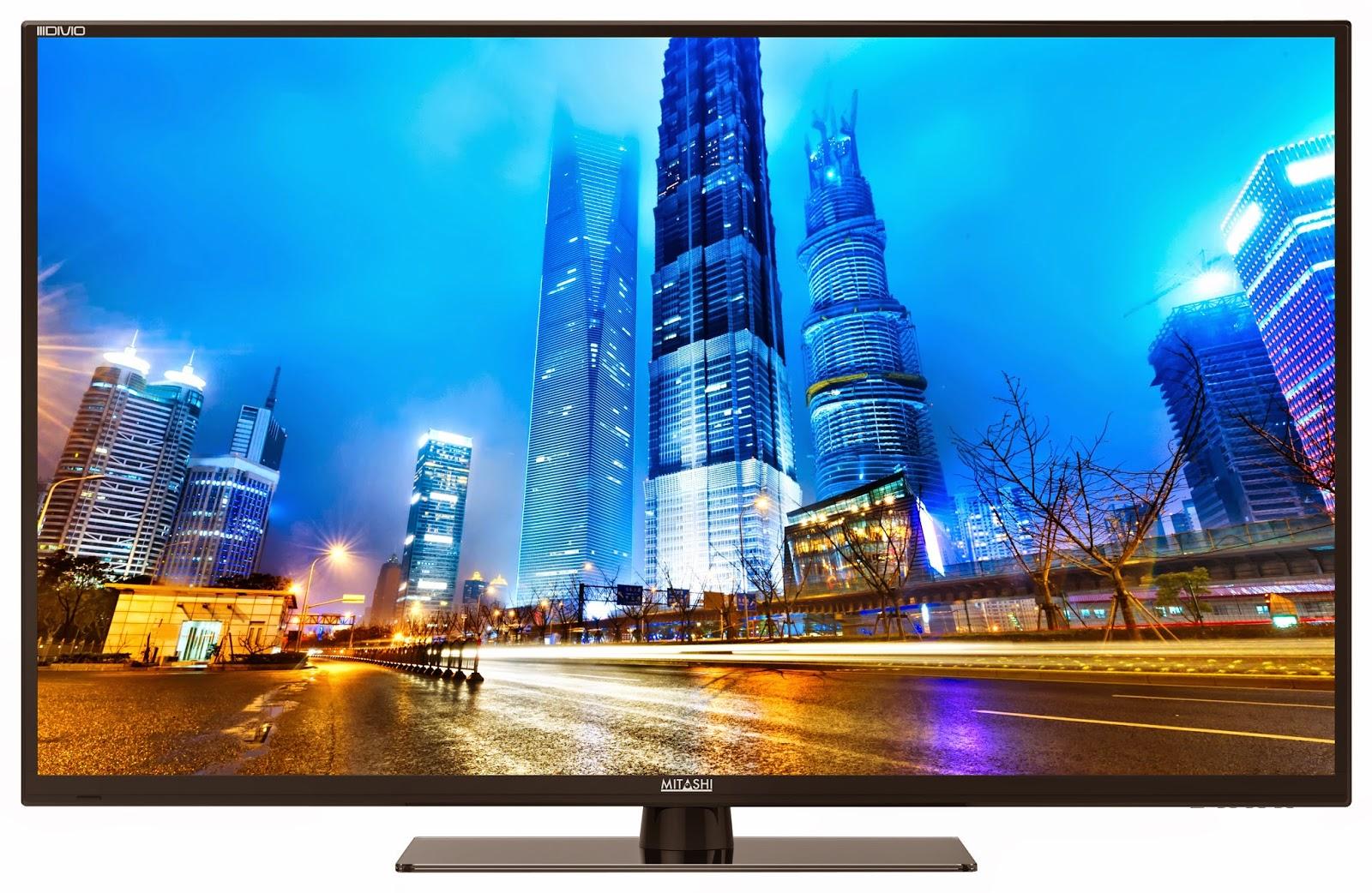 Mitashi 58-inch LED TV
