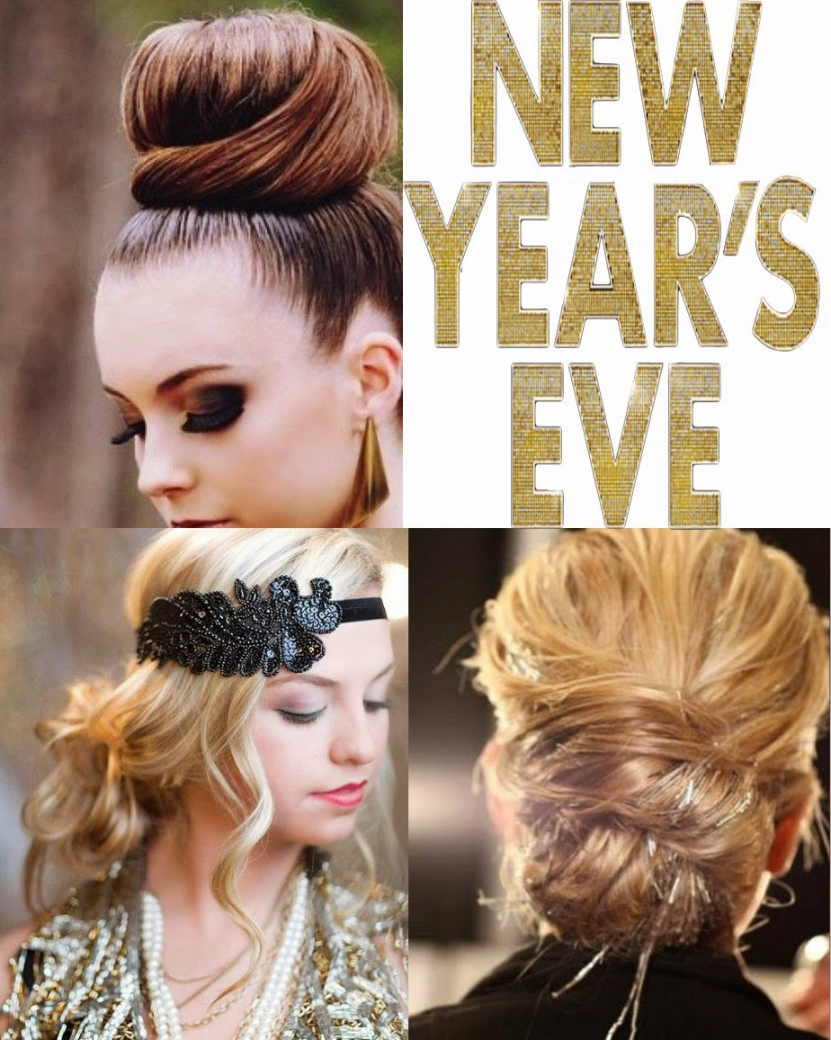 Eniwhere Fashion - Hairstyle New Year's Eve