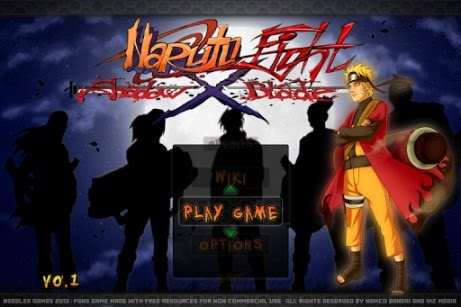 Naruto Fight Shadow Blade X armv6 & armv7 (apk | Zippyshare)