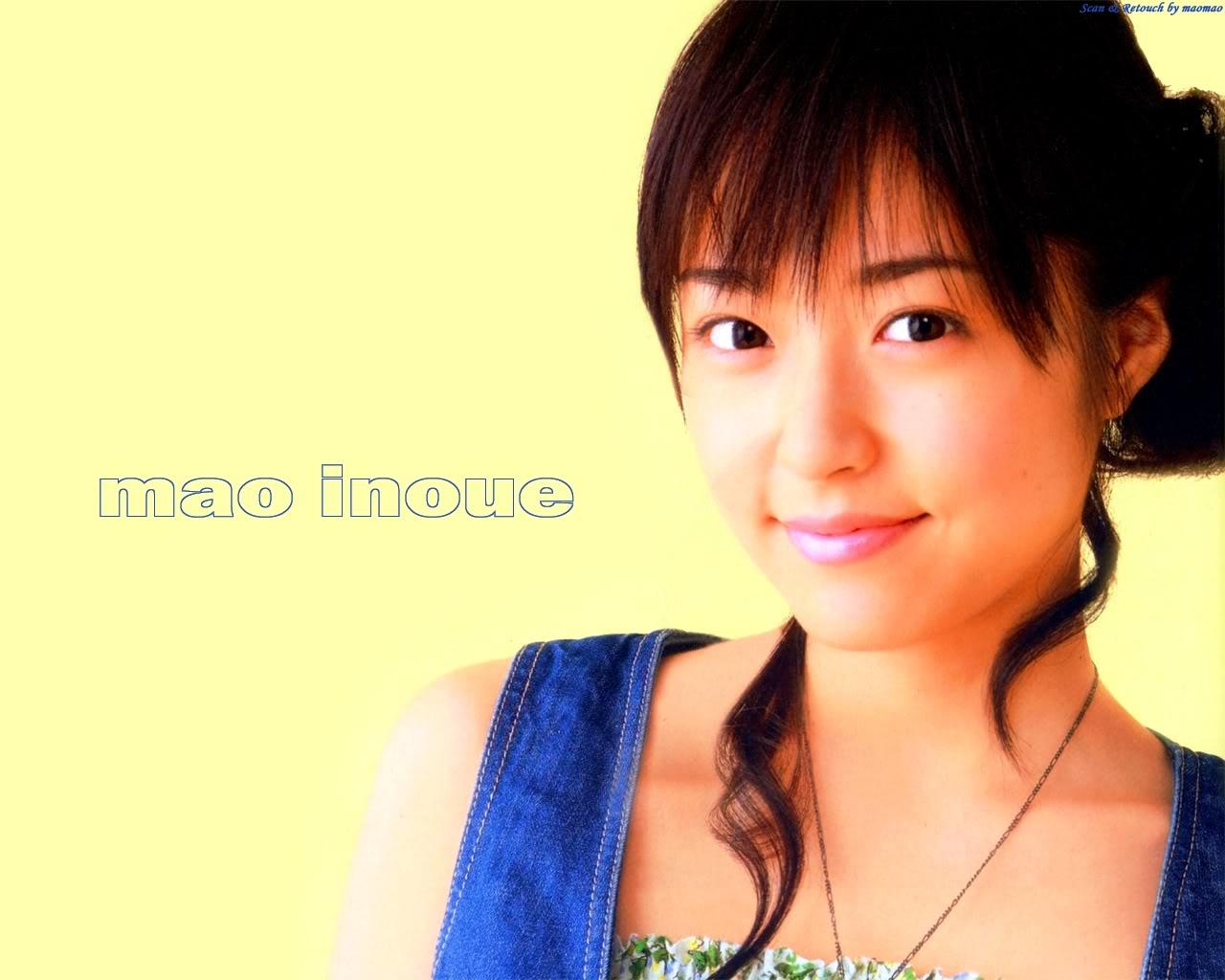 Mao Inoue Wallpaper - JAPANESE ARTIST WALLPAPER PHOTOBOOK VIDEO MUSIC ...