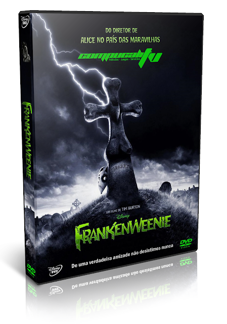 Frankenweenie DVDR NTSC Español Latino Película 2012