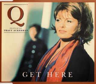 Q Feat. Tracy Ackerman - Get Here (Maxi Single CD 1993) Front