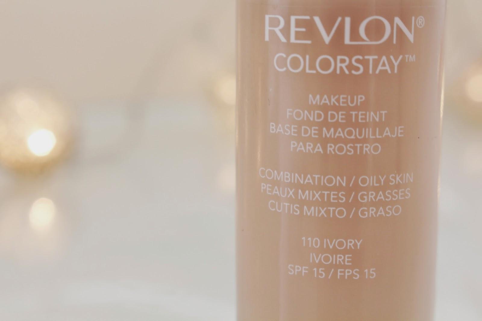 Đánh giá kem nền siêu che phủ Revlon Colorstay Foundation for Combination/ Oily skin