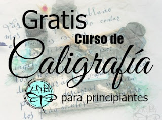 Curso Caligrafía gratis