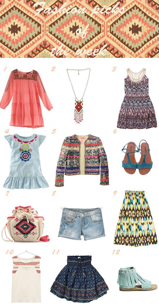 tendencias moda infantil