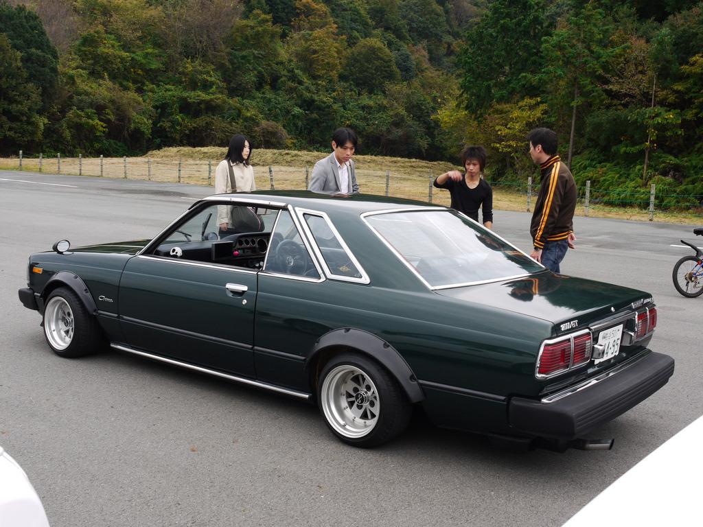 Toyota Corona T130, fajne klasyczne coupe, ciekawe stare samochody
