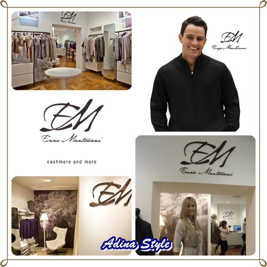 Adina style pulover superb enzo mantovani for Enzo mantovani