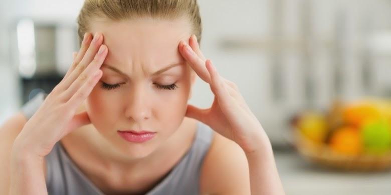 7 Ciri Anda Kena Migrain