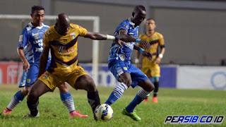 Persib vs Mitra Kukar 3-1