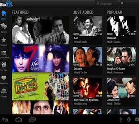 Box TV - Premium Video Streaming Service