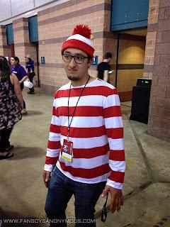 Atlantic City Boardwalk Convention Waldo costume